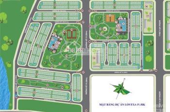 Chuyển nhượng nhà phố Lovera Park, giai đoạn 1,2,3, thanh toán tiến độ, NH hỗ trợ 70%.LH 0938787248