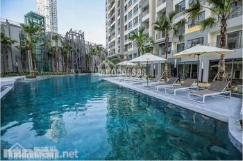 Cho thuê masteri an phú, 2 phòng ngủ, nhà mới, view thoáng, giá tốt 12 triệu, lh: 0909259869