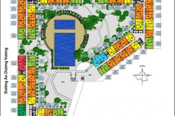 Chính chủ cần bán căn City Gate 3 diện tích 52m2 view hồ bơi giá 1,2 tỷ. LH 090 919 4446