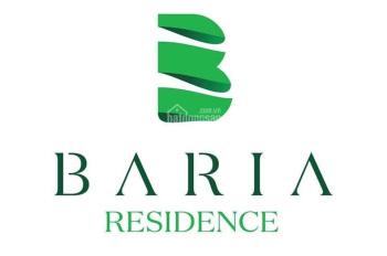 Khu dân cư  Baria Réidecen. Trung tâm thành phố bà rịa.