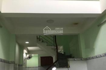 Cho thuê nhà mới đẹp hẻm 3 gác gần MT đường Khuông Việt, Q.11, DT: 3x11m, 2 lầu ST 3PN 3WC, 11tr/th