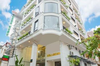 Bán khách sạn 2 * 2 MT Cửu Long, P2 Tân Bình, DT 8x16m, hầm 7 tầng 23 phòng. Giá 36.5 tỷ TL