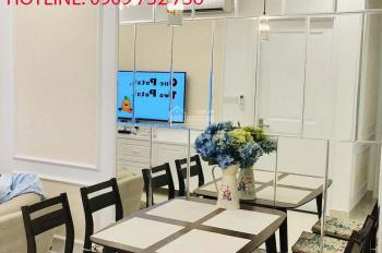 Cho thuê CH Sài Gòn Mia 78m2, 2PN, 2WC, full NT như hình giá chỉ 16 triệu/tháng. LH 0909 732 736