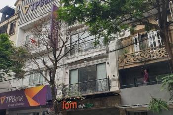 Bán nhà mặt phố Hàng Bè Hoàn Kiếm HN diện tích 50m2 xây dựng 4 tầng, vị trí đẹp đắc địa kinh doanh