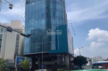 Bán tòa nhà 2 Mặt Tiền 9x32m, đường Trường Sơn, P.2, Tân Bình, Hầm, 8 lầu. TN: 450tr/th. 85 tỷ TL