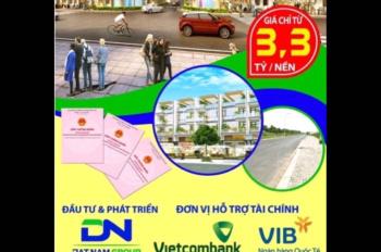 Mở Bán Giai Đoạn F1 - 30 Nền Đất Khu Đô Thị Tân Tạo Quận Bình Tân CENTRAL PARK - TP.HCM