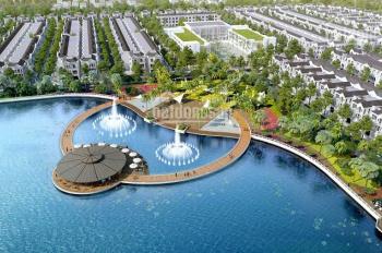 Bán gấp biệt thự nhà vườn Phong Lan 168m2 xây mới, đường rộng 17,5m, view vườn hoa, giá 13.4 tỷ