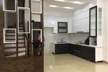 CC bán nhà Yên Hòa, Cầu Giấy 40m2 x 5T, xây mới, nội thất cao cấp, cách phố 15m cho thuê tốt, 4,5Tỷ