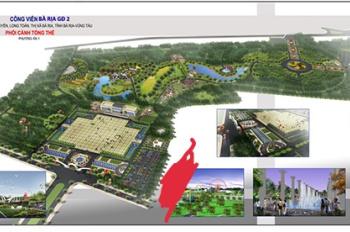Cần bán nhà đất ngay trung tâm TP BÀ RỊA ĐẤT KINH DOANH ĐANG SINH LỜI HÀNG THÁNG