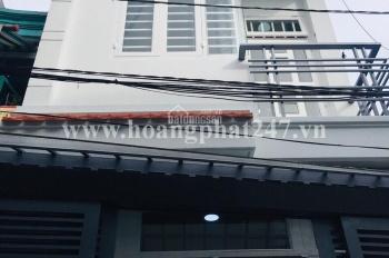 Bán nhà hẻm 1 trục Quang Trung, P.10, GV 4,2x12m 1 lầu