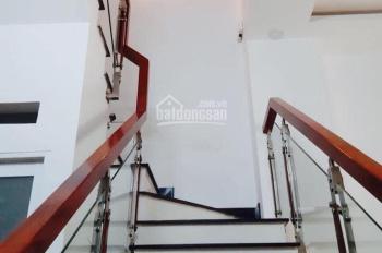 Cho thuê nhà 4 lầu mới, MT Hồ Bá Kiện Tô Hiến Thành. Chỉ 60tr/th