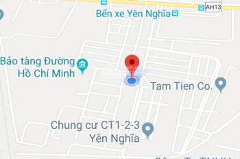 Cần bán lô đất cực đẹp ở gần Bến Xe Yên Nghĩa - cạnh binh đoàn 301- Hà Đông - Hà Nội