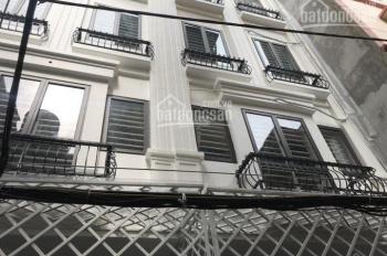 Chính Chủ rao bán 3 căn nhà 5 tầng mới xây. - DTXD 45m2 x 5 tầng, đầu ngõ 90 phố Yên Lạc, đường Kim