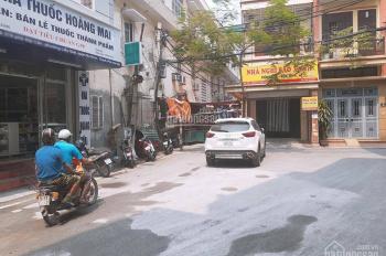 Bán nhà Đốc Ngữ - Ba Đình 50m2, ô tô vào nhà, kinh doanh tốt giá rẻ