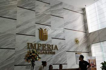 Ban quản lý cho thuê CC Imperia Sky Garden, 423 Minh Khai, giá rẻ nhất 8 triệu/tháng, 0901752555