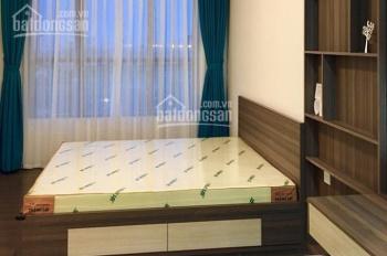 Cho thuê căn hộ Masteri An Phú căn góc 2PN, nội thất cơ bản, 17.5tr/th. Xuân:0919181125
