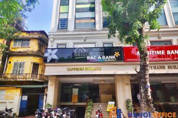 Cần bán tòa mặt phố Bà Triệu, 550m2, 15 tầng, 399 tỷ