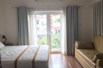 Cho thuê nhà riêng phố Thọ Lão - Lò Đúc, diện tích 30m2 x 5 tầng, đủ đồ, 2 mặt thoáng, 0936030855