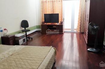 Cho thuê nhà Nguyên căn MT Trần Khắc Chân, p.Tân Định, Quận 1 (4.6x12) 4 tầng 60tr