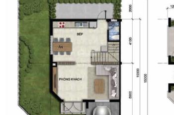 Biệt thự Khang Điền Quận 9, khu Mega Village, giá tốt full nội thất
