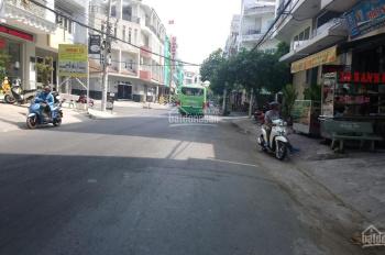 Bán nhà mặt tiền đường Trần Văn Kiểu, kdc Bình Phú 2, p.10, quận 6, dt 4x19m, 2 lầu