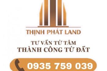 Hot! Chính chủ cần bán nhà mặt tiền đường Thống Nhất, DT 204m2, giá 140tr/m2, LH 0935759039 Tâm