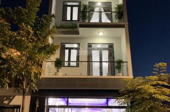 Bán nhà khu Green Riverside đường Huỳnh Tấn Phát DT 5m x 16m, 3 lầu, sân thượng, 4 PN, Giá 5.8 tỷ