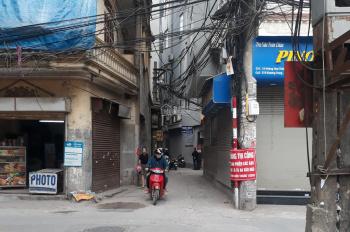 Cần bán nhà lô góc ngõ 211 Khương Trung, 36m2, 4 tầng, ô tô vào nhà. Kinh doanh online, nail tóc