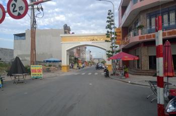 Bán 2 lô đất trong KDC Phú Hồng Thịnh 8, gần cổng dự án, tiện kinh doanh buôn bán, có hỗ trợ vay