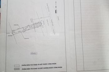 Bán đất MT Quốc Lộ 13, HBP. 6.2x50m công nhận 221m2, giá 16tỷ. LH 0933986228