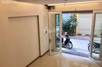 Cực hiếm nhà phân lô mặt ngõ kinh doanh đỉnh phố Nghĩa Tân 50m2 x 4T, giá 7.4 tỷ. 0916617739