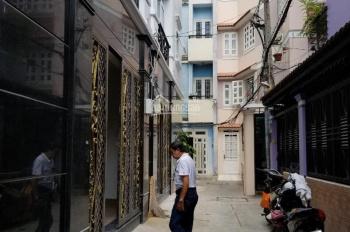 Nhà bán  hẻm thông đường Cách Mang Tháng Tám , quận Tân Bình giá 4,4  tỷ còn thương lượng