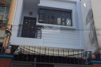 Cho thuê nhà nguyên căn hẻm 5m CMT8 phường 5 Quận Tân Bình DT: 4 x 15m, 2 lầu. Giá: 16 tr/th