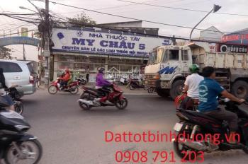 Bán đất đường D4 (đường cổng chào) khu dân cư Thuận Giao, Thị xã Thuận An, diện tích 10x32.5m