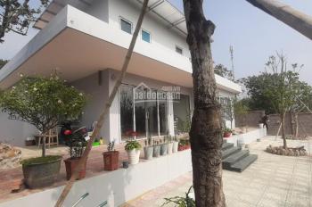 Cơ hội sở hữu ngay 600m2 đã có biệt thự tuyệt đẹp full nội thất, tại Hòa Sơn, Lương Sơn, Hòa Bình