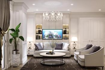 Bán South, DT: 107m2, tầng cao, view đẹp, nội thất dính tường nhà đẹp, 3.9 tỷ, call 0977771919