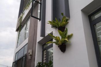 Nhà 3 lầu mới xây - đẹp lung linh - 1 sẹc Thạnh Lộc - Cách Hà Huy Giáp 150m
