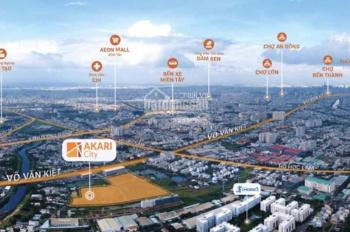 Bán lại suất nội bộ Akari City Võ Văn Kiệt, giá mềm đầu tư Liên hệ: 0933.887.293