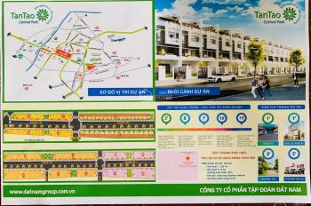 Sở hữu đất TP. HCM với khu đô thị Tân Tạo, đã có sổ hồng riêng, giá tốt đầu tư