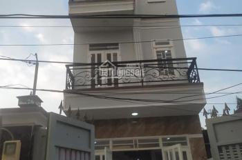 Chính chủ cần bán gấp nhà mới xây ngay đường Hà Huy Giáp, Phường Thạnh Xuân, Q12, UBND Phường