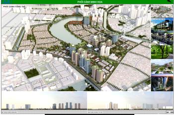 Chỉ 1,4 tỷ sở hữu lô đất liền kề 60m2 tại KĐT Đại Kim Định Công vị trí đắc địa kinh doanh tốt