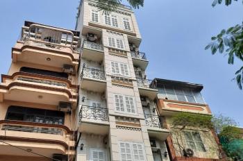 Bán nhà mặt phố Thụy Khuê, DT 65m2, 8 tầng, mặt tiền 5.5m, giá: 22,5 tỷ. Mr Hùng: 0968932199