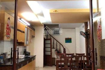 Cần bán nhà Võ Chí Công, 35m2, 5 tầng, MT 3,7 giá chỉ 2,7 tỷ, nhà đẹp đón tết. LH: 0943103193