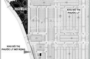 Bán nền 7,5m khu Phước Lý sổ có sẵn, 105m2, giá 2,152 tỷ