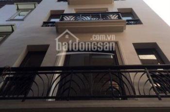 Bán nhà mặt đường Giáp Bát, DT 63m2 x 6 tầng, mặt tiền 4.5 mét. Phù hợp ở, kinh doanh, cho thuê