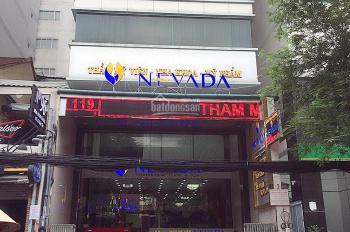 Bán nhà MT Nguyễn Thái Bình - Ký Con quận 1. DT:5x22m,4L. Giá 35 tỷ.