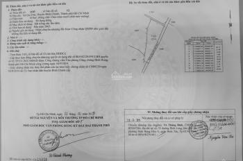 Bán 919m2 đất vườn(CLN)MT ngang 60m đường nhựa 8m Nguyễn Văn Thời, giá covid 2tỉ6 (chính chủ)
