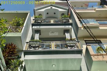 Bán nhà kiểu biệt thự mini phố full nội thất theo ý khách hàng nhà thuộc đường số 27, P.6, Gò Vấp