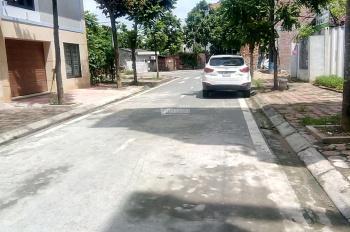 Bán đất khu biệt thự Sài Đồng đường 7m có vỉa hè 3m,kinh doanh,làm văn phòng.DT:132m2 giá 8,65 tỷ