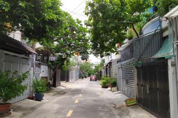 Bán nhà nát hiếm có khu biệt thự đường Dương Quảng Hàm P6, Gò Vấp DT 4x12m hẻm 7m chỉ 4 tỷ